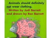 Animals Should Definitely Not Wear Clothing 9SIV0UN4FJ6672