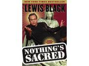 Nothing's Sacred Reprint 9SIABHA4P87416