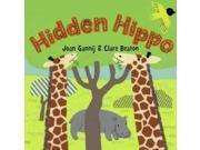 Hidden Hippo Fun First Steps 1 BRDBK