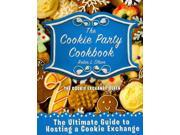 The Cookie Party Cookbook 9SIABHA4PA4545