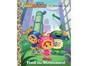 Find The Dinosaurs! Little Golden Books