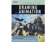 Exploring Drawing For Animation (design Exploration Series)
