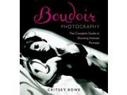 Boudoir Photography: The Complete Guide to Shooting Intimate Portraits Publisher: Random House Inc Publish Date: 9/6/2011 Language: ENGLISH Pages: 159 Weight: 2 ISBN-13: 9780817400118 Dewey: 778.9/24