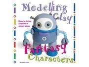 Fantasy Characters (Modeling Clay Books) 9SIADE461Z4420