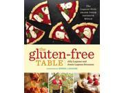 The Gluten-Free Table 1 Lagasse, Jilly/ Lagasse Swanson, Jessie/ Lagasse, Emeril (Foreward By)