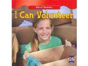 I Can Volunteer Kids Of Character