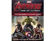Marvel's Avengers: Age of Ultron: The Reusable Sticker Book (Marvel's Avengers: Age of Ultron) 9SIA9UT3YM2828
