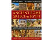 Ancient Rome, Greece & Egypt Publisher: Natl Book Network Publish Date: 40816 Language: ENGLISH Weight: 5.82 ISBN-13: 9780754823667 Dewey: 930