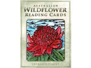 Australian Wildflower Reading Cards TCR CRDS/P Darcey, Cheralyn