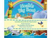 Noah's Big Boat / The Shepard and the Sheep / When Jesus Was Born Lift -the -flap LTF Copenhagen Publishing Company (Corporate Author)