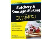 Butchery & Sausage-making For Dummies (for Dummies (cooking))