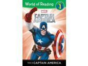 This Is Captain America (World of Reading, Level 1) 9SIV0UN4FX8163
