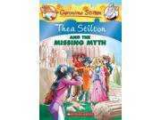 Thea Stilton and the Missing Myth Thea Stilton Binding: Paperback Publisher: Scholastic Paperbacks Publish Date: 2014/11/25 Synopsis: While vacationing in Greece, the Thea sisters are asked to help find an actor who has gone missing right before the opening of his play