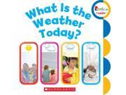 What Is The Weather Today? Rookie Toddler Brdbk
