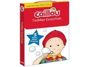 Caillou Toddler Essentials: 5 Books About Growing (caillou)