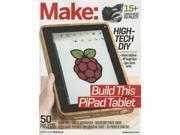 Make: Make : Technology On Your Time
