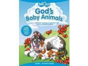 God's Baby Animals ACT Redford, Margorie/ Rice, Courtney/ Marlin, Kethryn (Illustrator)
