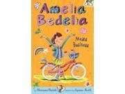 Amelia Bedelia Means Business Amelia Bedelia Chapter Books Binding: Hardcover Publisher: Greenwillow Publish Date: 2013/01/29 Synopsis: Amelia Bedelia makes her chapter book debut in a new series that includes short, fast-paced chapters, black-and-white illustrations, lots of friends and hilarious situations
