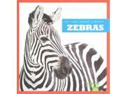 Zebras My First Animal Library