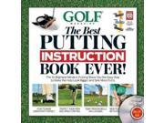 Golf Magazine the Best Putting Instruction Book Ever! HAR/DVD 9SIA9UT3Z98119