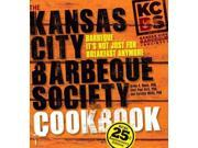 The Kansas City Barbeque Society Cookbook 25 ANV