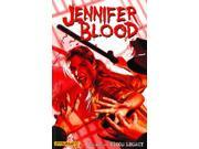 Jennifer Blood 5: Blood Legacy (Jennifer Blood)