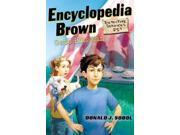 Encyclopedia Brown Gets His Man (Encyclopedia Brown) Publisher: Penguin Group USA Publish Date: 9/13/2007 Language: ENGLISH Pages: 95 Weight: 0.36 ISBN-13: 9780142408919 Dewey: [Fic]