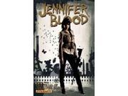 Jennifer Blood 4: The Trial of Jennifer Blood (Jennifer Blood)