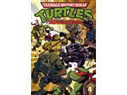 Teenage Mutant Ninja Turtles Adventures 4 (Teenage Mutant Ninja Turtles)
