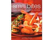 Small Bites: Tapas, Sushi, Mezze, Antipasti, and Other Finger Foods Publisher: Dk Pub Publish Date: 10/20/2005 Language: ENGLISH Pages: 224 Weight: 2.09 ISBN-13: 9780756613471 Dewey: 641.8/12