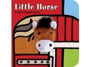 Little Horse: Finger Puppet Book (Finger Puppet)
