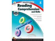 Reading Comprehension And Skills, Grade 4: Common Core State Standards Aligned (kelley Wingate)