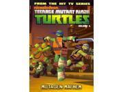 Teenage Mutant Ninja Turtles Animated 4: Mutagen Mayhem (Teenage Mutant Ninja Turtles Animated)