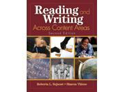 Reading And Writing Across Content Areas 9SIV0UN4FH0972