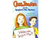 Cam Jansen and the Spaghetti Max Mystery (Cam Jansen Mysteries)