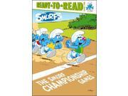 The Smurf Championship Games (Ready-To-Read)
