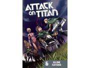 Attack on Titan 6 (Attack on Titan) 9SIV0UN4FR2906