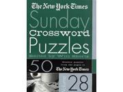 The New York Times Sunday Crossword Puzzles SPI 9SIA9UT3XZ9321