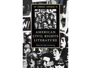 The Cambridge Companion to American Civil Rights Literature (Cambridge Companions to Literature) 9SIV0UN4FE1584