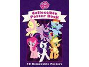 My Little Pony Collectible Poster Book: Collectible Poster Book (My Little Pony) 9SIA9UT3Y44341