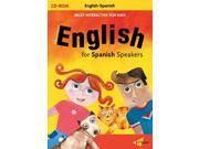 English for Spanish Speakers (Milet Interactive for Kids)