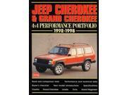 Jeep Cherokee & Grand Cherokee 4x4 1992-98 Performance Portfolio (Performance Portfolio)