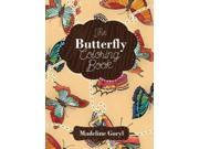 The Butterfly Coloring Book CLR