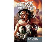Attack on Titan 12 (Attack on Titan) 9SIV0UN4FS4123