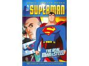 The Real Man of Steel (DC Comics Super Heroes: Superman: Comic Chapter Books) 9SIV0UN4FX2496