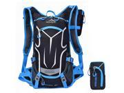 Waterproof Outdoor Travel Climbing Big Capacity Backpack Shoulder Bag