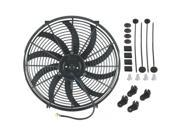 American Volt Single 16 Inch Curved Blade Fan & Installation Kit 9SIA9WC4BX2602