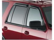 OEM Side Window Deflectors Rain Guards Ford Explore 2007-2012