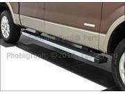 OEM Rh Side Chrome Angular Running Board 2011-2013 Ford F-150