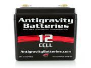 Antigravity AG 1201 Lithium Motorcycle Battery Small Case Series Waterproof
